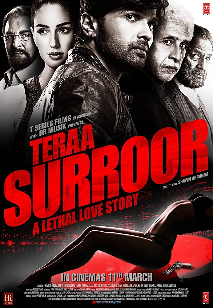 Teraa Surroor 2016 Hindi Movie AMZN WebRip 250mb 480p 900mb 720p 3GB 5GB 1080p