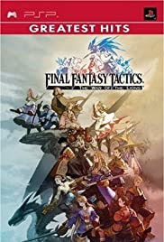 Final Fantasy Tactics: The War of the Lions (2007) Poster - Movie Forum, Cast, Reviews