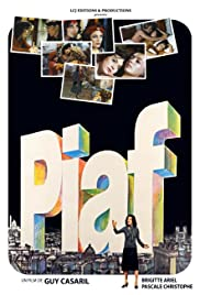 Piaf: The Early Years Poster