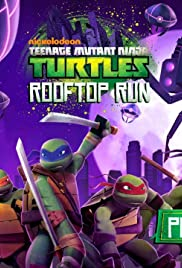 Teenage Mutant Ninja Turtles: Rooftop Run Poster