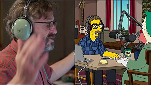 The Simpsons: Guest Starring Marc Maron