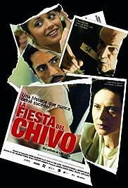 La fiesta del Chivo Poster