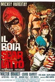 Femi Benussi, Walter Brandi, Mickey Hargitay, Rita Klein, Moa Tahi, and Gino Turini in Il boia scarlatto (1965)