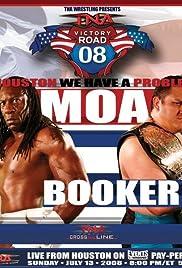 TNA Wrestling: Victory Road Poster