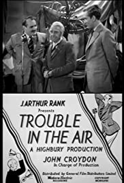 Trouble in the Air Poster