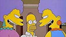 Homer vs. Patty and Selma