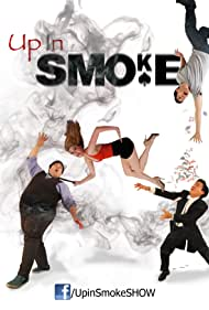 Naathan Phan, Harvey Guillén, Sam Soto, and Brittany Sisk in Up in Smoke (2015)