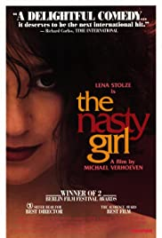 The Nasty Girl Poster