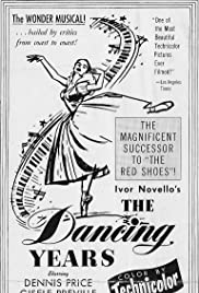 The Dancing Years Poster