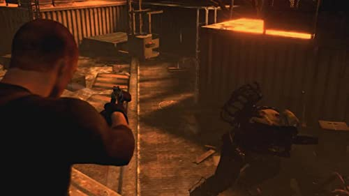 Resident Evil 6: Airplane Crash Site Gameplay