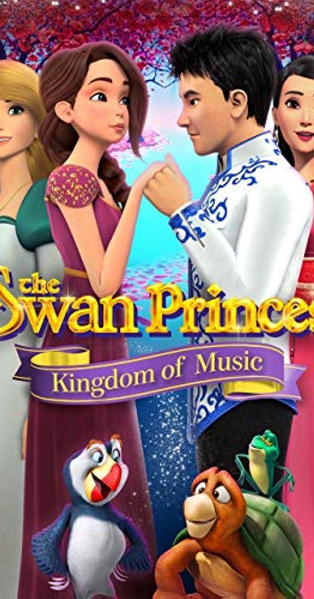 Subtitle of The Swan Princess: Kingdom of Music