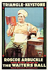 The Waiters' Ball (1916) Poster - Movie Forum, Cast, Reviews