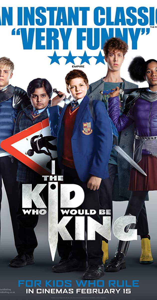 The Kid Who Would Be King (2019) - IMDb