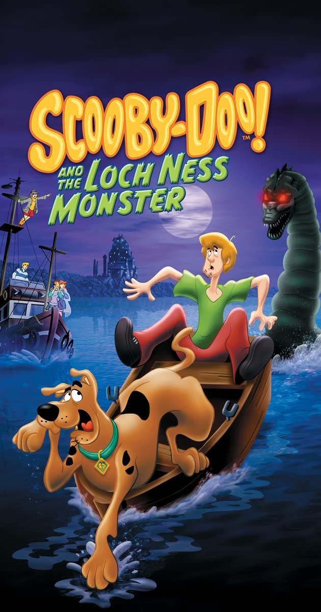 Scooby Doo And The Loch Ness Monster Video 2004 Grey Griffin As
