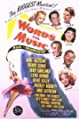Words and Music (1948) Poster