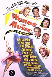 Words and Music Poster