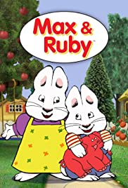 Max & Ruby Poster