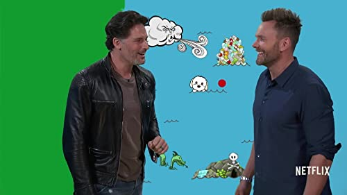 The Joel Mchale Show With Joel Mchale: Here Be Dragons