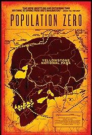 Population Zero Poster