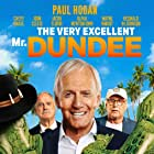 John Cleese, Chevy Chase, and Paul Hogan in The Very Excellent Mr. Dundee (2020)