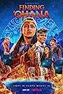 Owen Vaccaro, Alex Aiono, Lindsay Watson, and Kea Peahu in Finding 'Ohana (2021)