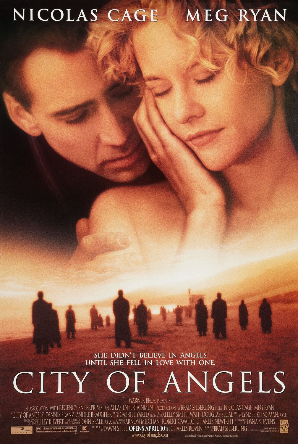 City Of Angels 1998 Imdb