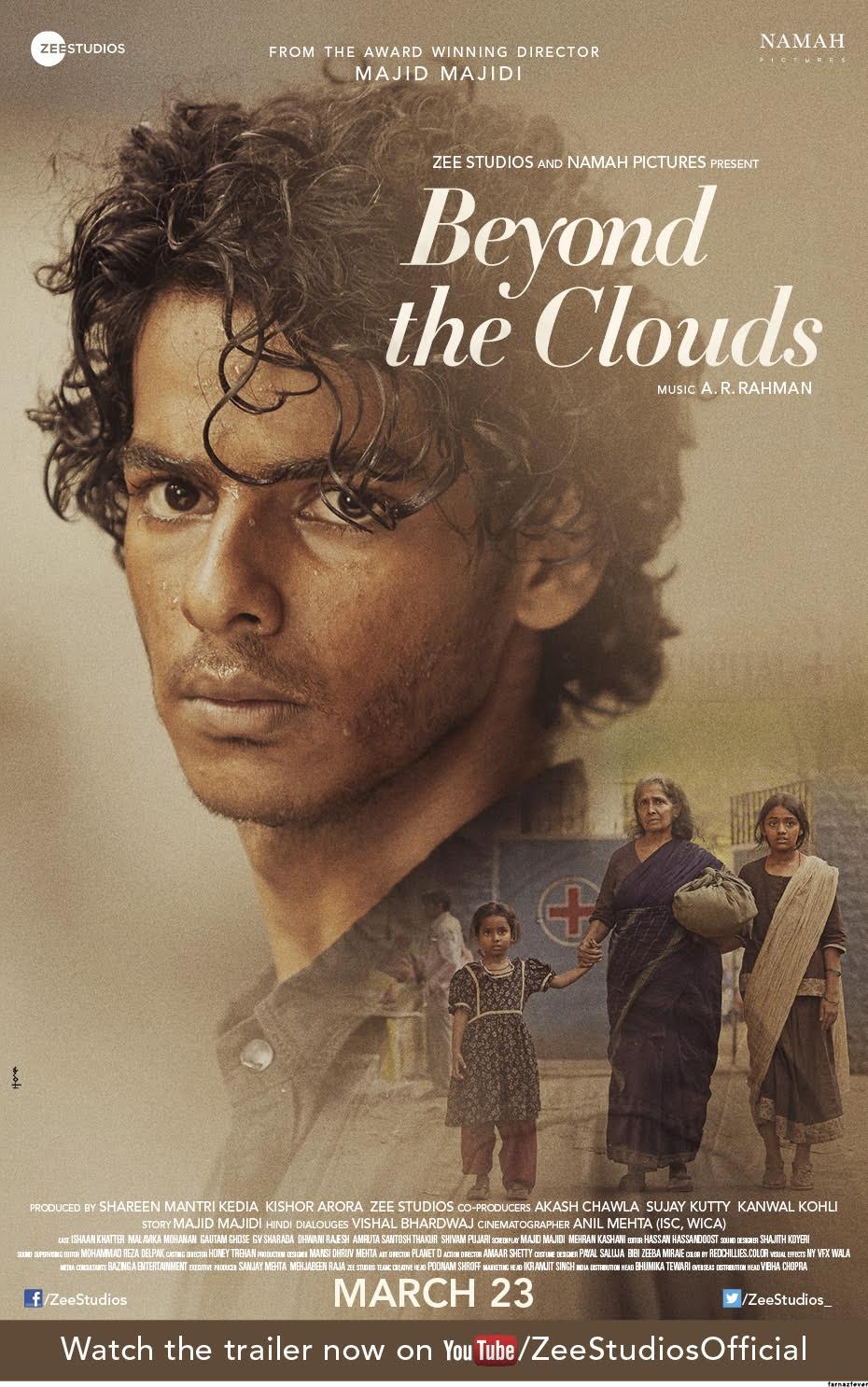 Beyond The Clouds (2018) Hindi BDRip 720p 1.5GB AC3 5.1 ESubs MKV