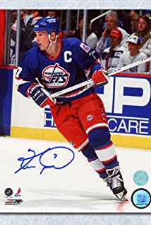 Keith Tkachuk Picture