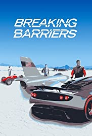 Breaking Barriers: Mankind's Pursuit of Speed Poster