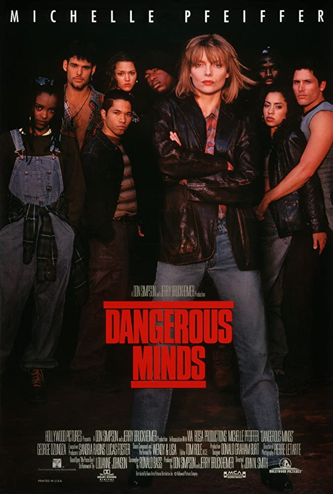 Dangerous Minds (1995) Dual Audio 720p WEB-DL 680MB