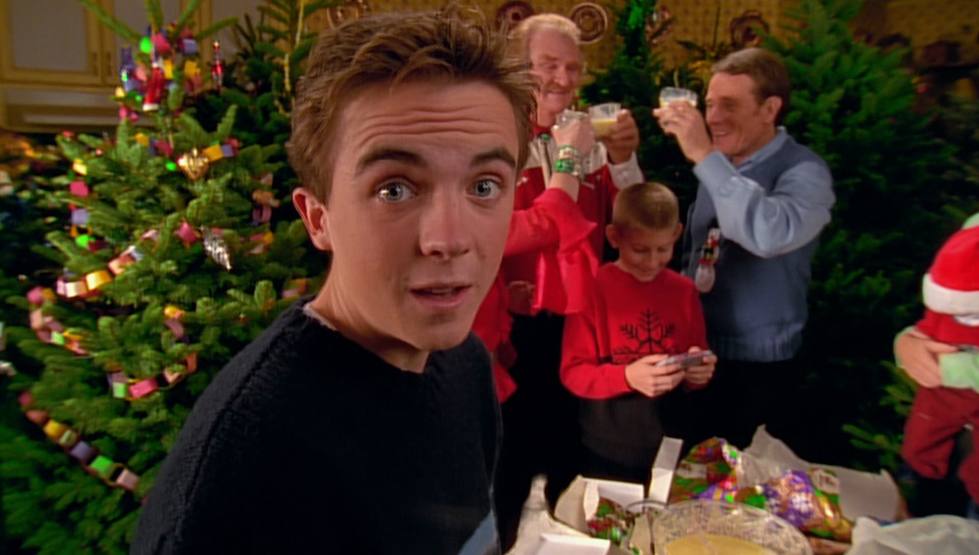 Malcolm In The Middle Christmas.Malcolm In The Middle Christmas Trees Tv Episode 2003 Imdb
