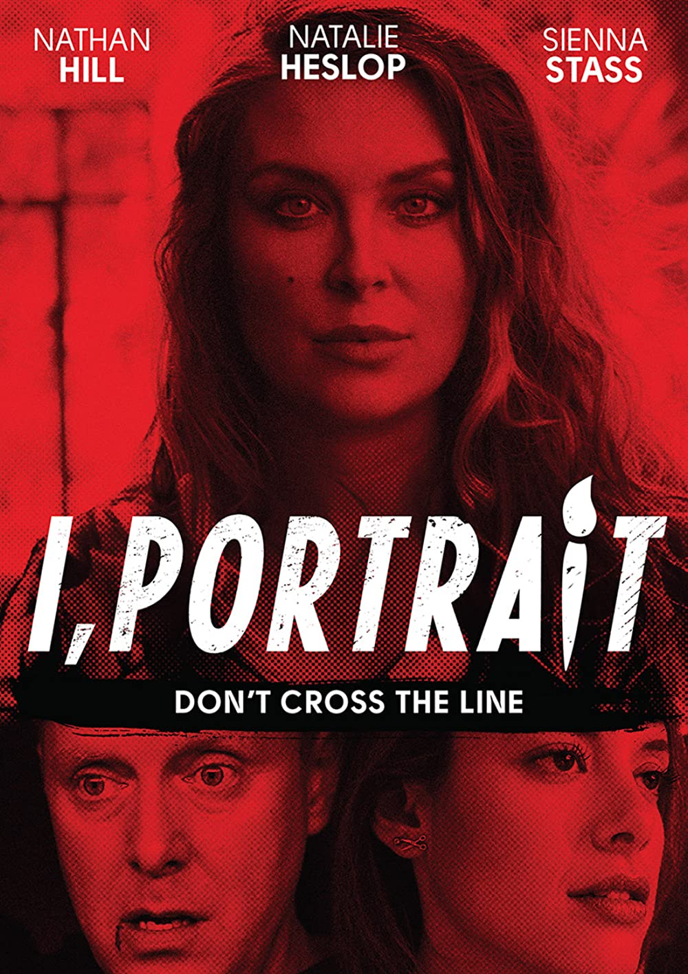 I, Portrait 2021 English 720p HDRip 800MB | 255MB Download