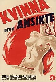 Kvinna utan ansikte Poster