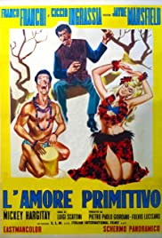 Primitive Love (1964) Poster - Movie Forum, Cast, Reviews