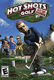 Hot Shots Golf: Out of Bounds Poster