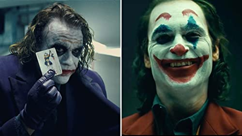 Joker Face-Off: Joaquin Phoenix vs. Heath Ledger list