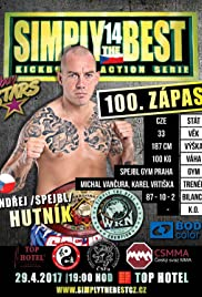Simply the Best: WKN Kickboxing Poster
