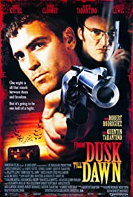 George Clooney and Quentin Tarantino in From Dusk Till Dawn (1996)