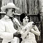 Noah Beery and Lila Lee in Ebb Tide (1922)