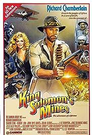 King Solomon's Mines Poster