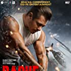 Salman Khan and Disha Patani in Radhe (2021)