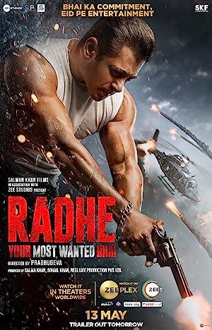Radhe (2021)