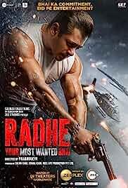 Download Radhe (2021) Hindi Movie Web – DL || 480p [350MB] || 720p [1.1GB] || 1080p [2.3GB]