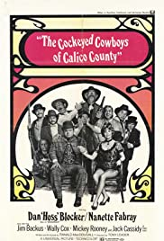The Cockeyed Cowboys of Calico County (1970) 720p