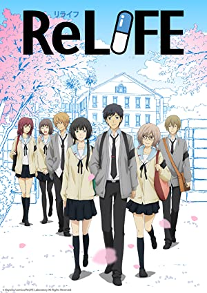 Where to stream ReLIFE