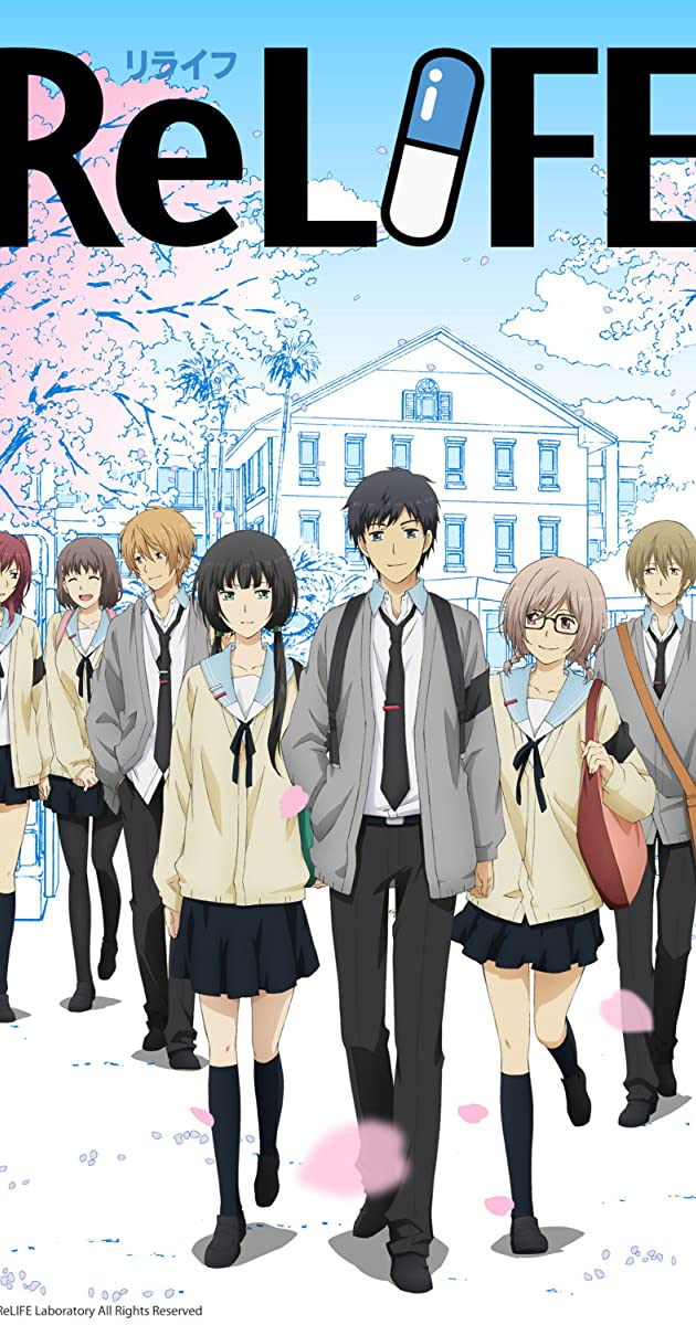 ReLIFE (TV Series 2016– ) - IMDb