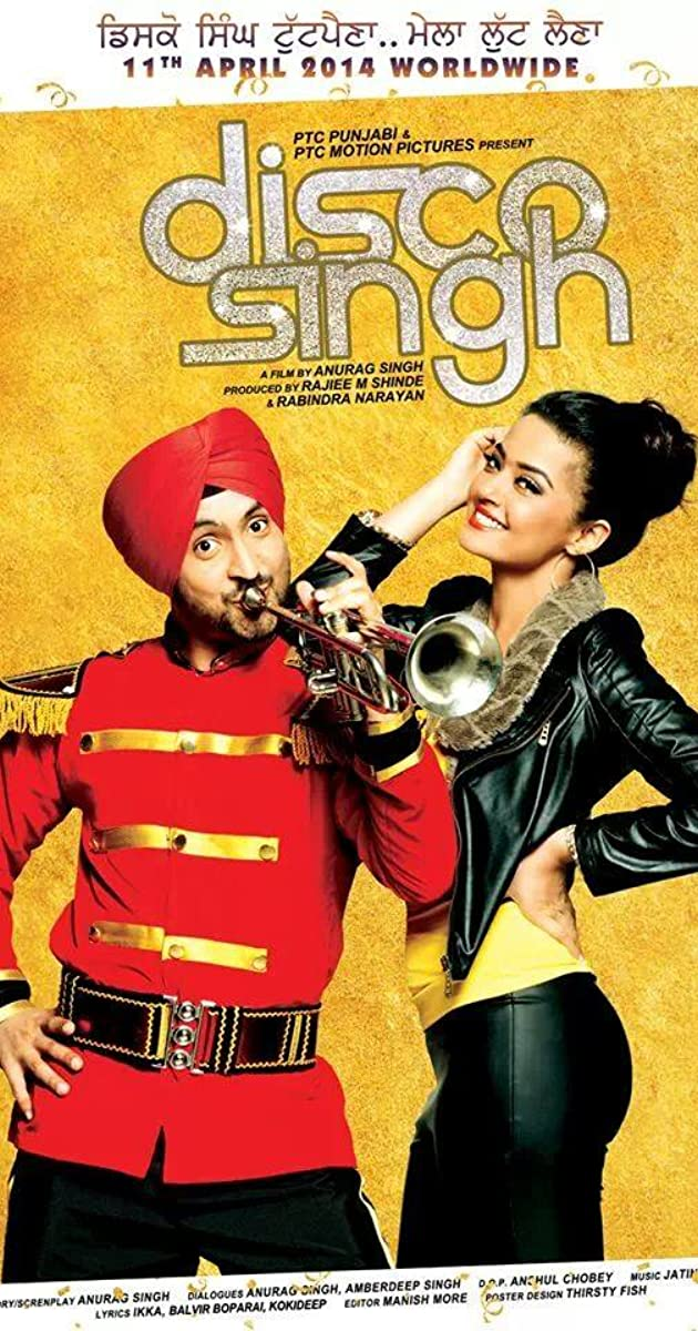 Disco Singh (2014) - IMDb