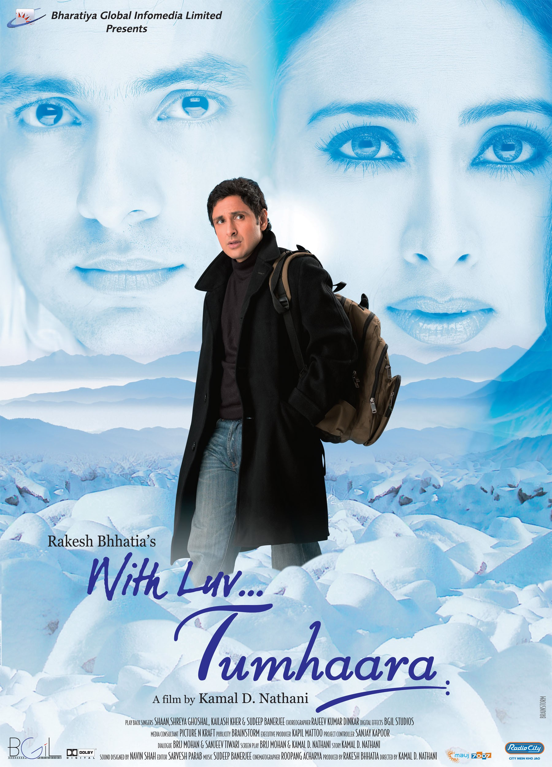 With Luv… Tumhaara 2006 Hindi 350MB AMZN HDRip ESubs Download