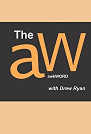 The AwkWORD Poster