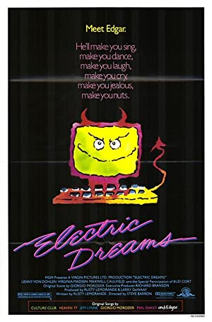Electric Dreams Poster Image